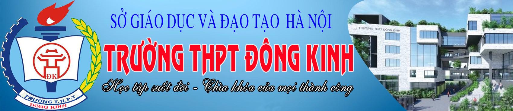 THPT Đông Kinh